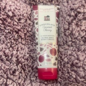 Brand new chocolate covered cherry body lotion